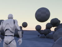 Unreal Engine - Sample projects